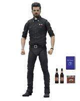 """NECA Preacher Scale Series 1 Jesse Custer Action Figure (3 Piece), 7"""""""
