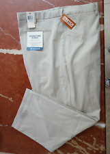 DOCKERS Signature KHAKI Stretch for Performance CASUAL PANTS Size 48x32 NWT $68