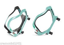 Bianchi Portaborraccia fibra di carbonio PERFORMANCE celeste bike bottle cage