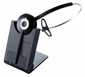 Jabra PRO 920 Over the Head Headphones - Black
