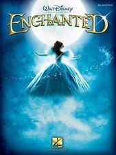 New, Disney'S Enchanted  Big-Note Piano Pf (Big Note Songbook), VARIOUS, Book