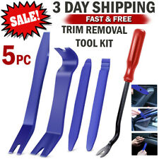 Car Trim Removal Tool Kit Auto Pry Door Panel Dash Radio Trim Fastener Tools Set