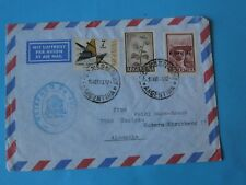 Argentinien, Lupo-Brief nach Deutschland aus 1965, absender Bistum Jujuy !!!