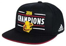 28c70e5317ad72 Cleveland Cavaliers NBA 2016 Finals Championship Snapback Hat Cap Adidas  Lebron