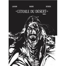 Labiano & Desberg – L'étoile du désert T. 4 – Tirage spécial noir et blanc