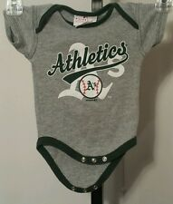 Oakland Athletics Genuine Merchandise Kids/Infant One-piece size 0-3 Months