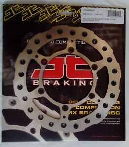 Yamaha WR250F (2011 to 2018) / WR450F (2011 to 2017) JT REAR Wavy Brake Disc