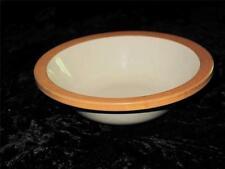 "Vintage Retro Franciscan Homeware Dessert Bowl ""PUMPKIN"" 1970s"