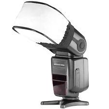 Neewer Universal Soft Mini Flash Bounce Diffuser Cap for Canon Nikon Flash Gun