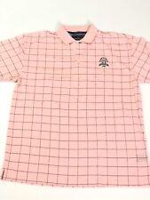 "Tommy Hilfiger Golf Polo Plaid Shirt Large ""Olympia Fields 2003"""