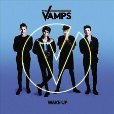 Wake Up by The Vamps (UK) (CD, Dec-2015, Island (Label))