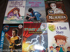 Lot of 12 Mixed Bag of Beginning Reader Books Levels 1-3-LOT#1