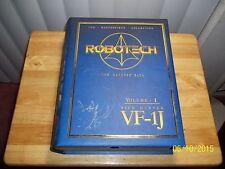 Masterpiece Collection Robotech Macross Vol 1 VF-1J Rick Hunter  w/anim cell