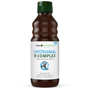 Yoga Nutrition Liposomal Vitamin B-Complex Liquid - 250ml - High Absorption