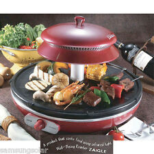 [Made In Korea] ZAIGLE Well-Being Infrared Ray Roaster Indoor Electric Roaster