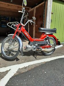 Puch maxi -k 1979 1,400 miles from new ,mot/tax exempt