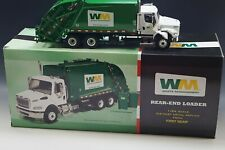 FIRST GEAR REAR END LOADER WASTE MANAGEMENT GARBAGE TRUCK NIB 1/34 SCALE