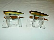 #1063 Lot Of 2 Lucky Craft Sammy Topwater Fishing Lures