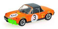 Minichamps 400706503 Porsche 914/6 Marathon de la Route 1970 1:43 NEU OVP