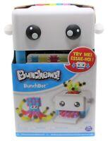 Bunchems - Bunchbot Maschine für verschiedene Figuren inkl. Klettbällchen, NEU
