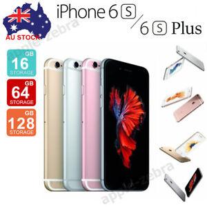 Brand New Apple iPhone 6s Plus / 6S 16/64/128GB Smartphone AU STOCK