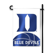 "Duke Blue Devils 13"" x 18"" Two Sided Garden Flag (Basketball) NCAA Licensed"