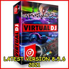 Virtual Dj Pro Infinity 2021 Software Mixing Controller 8.5.6 Lifetime License