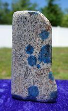 BLUE AZURITE Crystal K2 Stone FREEFORM Point Afghanite the STONE of HEAVEN Orbs