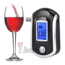 Pro Digital LCD Alcohol Breath Analyzer Breathalyzer Tester Detector Test
