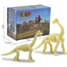 Dinosaur Fossils Digging Excavation Kit DIY Dig Bones Skeleton Fun Discover Toy