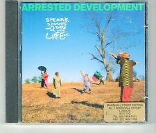 (HJ563) Arrested Development, 3 Years 5 Months & 2 Days In The Life Of - 1992 CD
