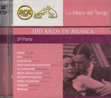 Carlos Gardel Hugo del Carril Lo Mejor De Tango 2a Parte 2CD New Sealed