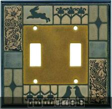 Mission Tile Ceramic Switch Plates, Wall Plates & Outlet Covers
