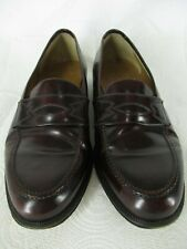 Churchs Handmade Prima Classe Mens Brown Penny Loafers 11W