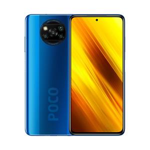 NEW Xiaomi Poco X3 NFC 64GB 6GB Dual SIM Unlocked (Global) - Cobalt Blue