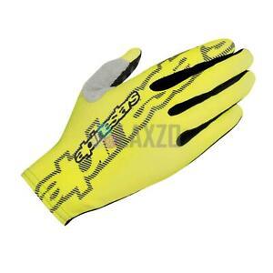 Alpinestars F-Lite Glove Light Weight Breathable Stretch Mesh Acid Yellow M