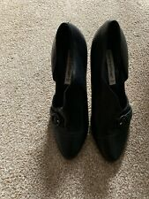 ROBERTO BOTTICELLI Leather Heels Size 39 Bought For €200 Size 6** Real Leather**
