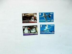 ASCENSION ISLAND: 2011 Red Billed Tropic Bird 4 stamps U/M Sg1113/16
