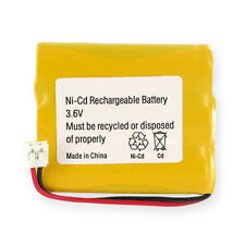 Ultra High Capacity (600 mAh 3.6V) - Replacement for GE Cordless Phone Battery