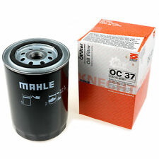Original MAHLE / KNECHT Ölfilter OC 37 Oil Filter