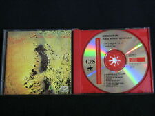 Midnight Oil. Place Without A Postcard. Compact Disc. 1981. Made In Austria