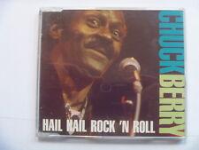 HAIL HAIL ROCK N ROLL CHUCK BERRY 3 TRK FREEPOST CD