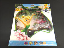 Disney Tinkerbell removable wall decal decorating multi-color novelty stickers