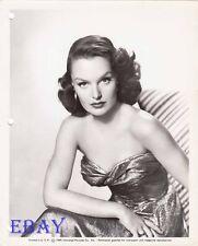 Dorothy Hart busty sexy VINTAGE Photo circa 1949