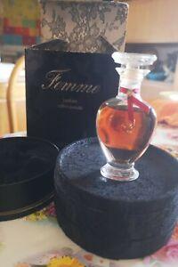 Femme Rochas 15ml Confezione Particolare Con Pizzo parfum