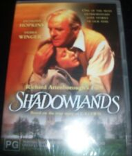 Shadowlands (Anthony Hopkins Debra Winger) (Australia Region 4) DVD – New