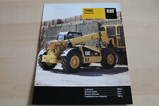 126771) Caterpillar Cat TH82 Telehandler Prospekt 03/2001