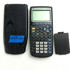 Texas Instruments TI-83 Plus Graphing Calculator Tested Working NO BUTTON BATT