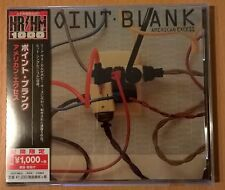 POINT BLANK American Excess (Japan) CD neuf scellé/sealed