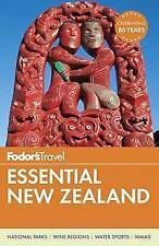 Fodor's Essential New Zealand by Fodor's Travel Guides (Paperback, 2016)